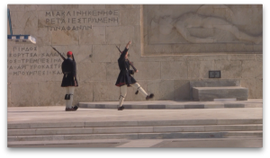 Foto: Truls Lie, Athen