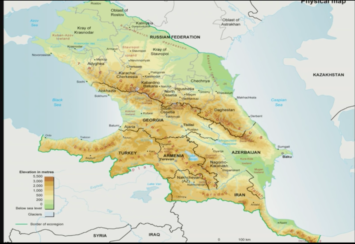 The Caucasus in Russian politics and strategy_nupi