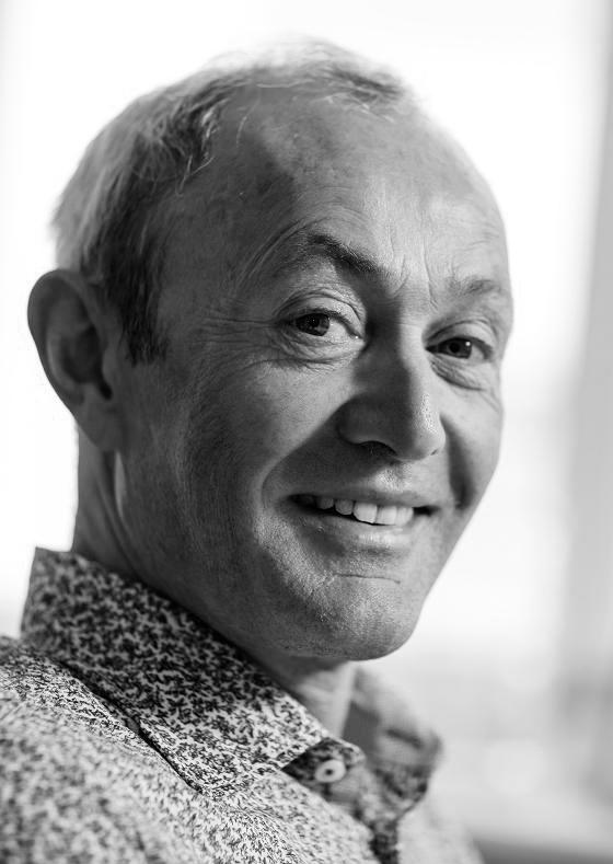Thomas Spence, leder i Norsk Journalistlag. Foto: NJ/Morten Brakestad
