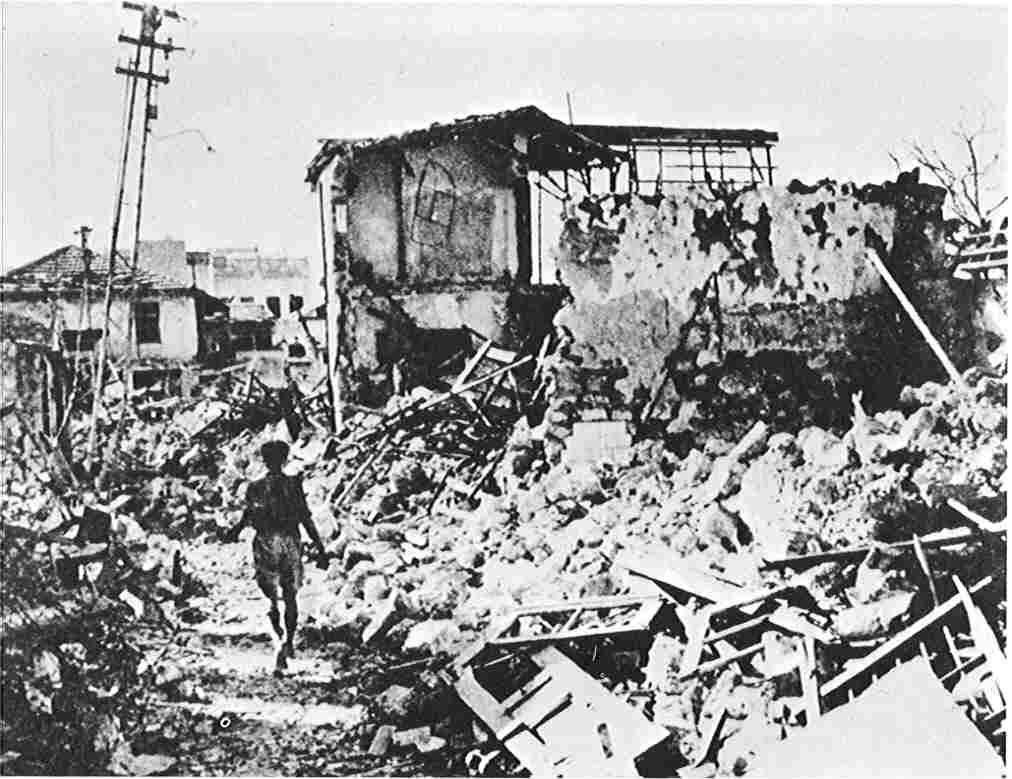 Jaffa 1948: Det ødelagte nabolaget Manshiya