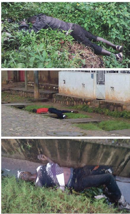 Bilder © Borgerjournalister fra Burundi