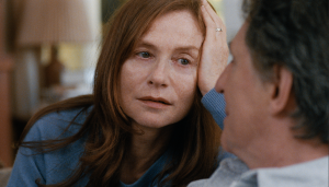 Isabelle Huppert i Louder Than Bombs. Foto: Jacob Irhre, Motlys AS