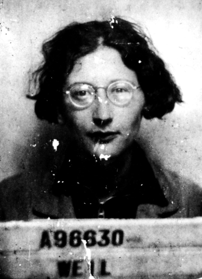 Someone who does not see a pane of glass by Simone Weil ... Stephen Hawking
