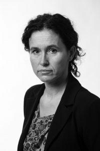 Julie Wilhelmsen. Foto: Christopher Olssen.