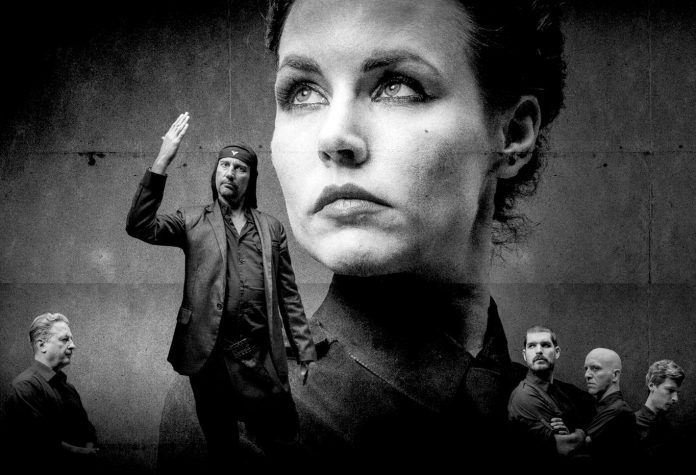 Laibach was charged with promoting Nazi ideology, but what the band actually did was to criticize the communist regime's totalitarian politics.
