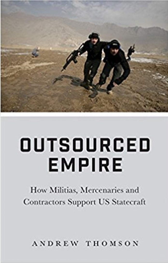 Outsourced Empire av Andrew Thomson