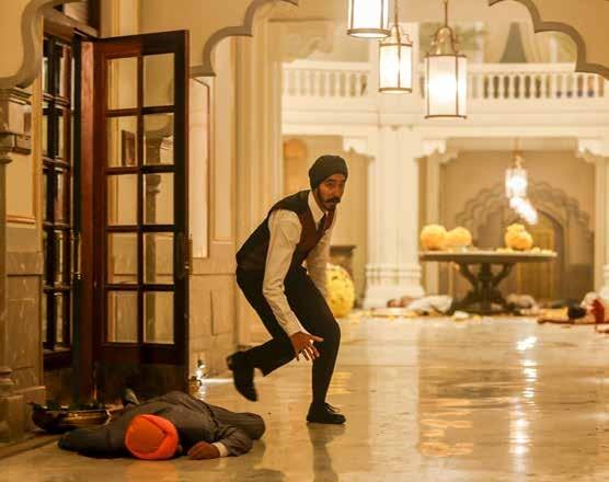 Hotel Mumbai Regisseur Anthony Maras