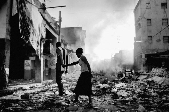 Krigsfotografen - Photographer of War