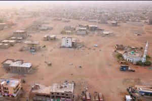 Khartoum im Abseits