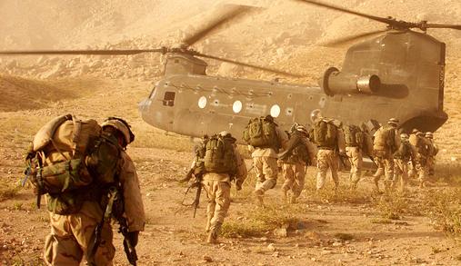 krig i Libya