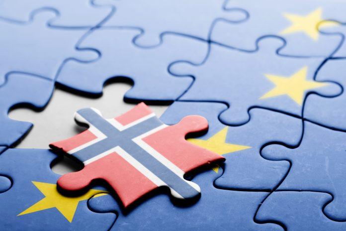 Norge og EU-konceptpuslespil