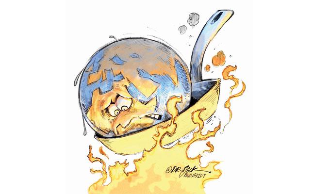klimatická krize