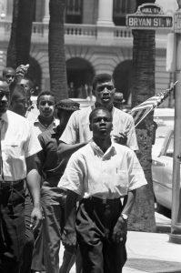 Diritti civili. Fred Baldwin