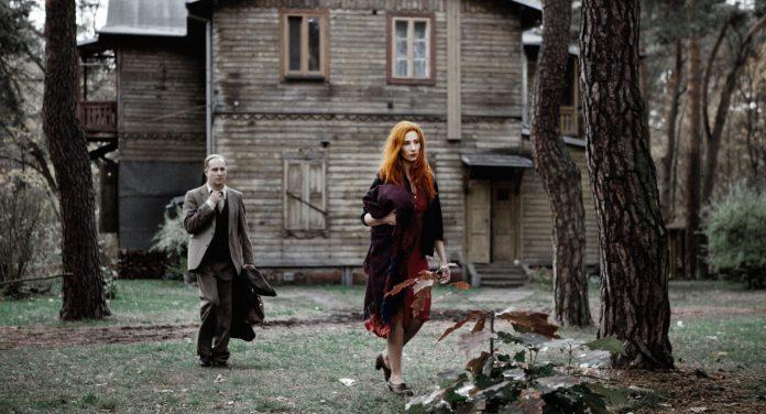Und in den Ghetto-Direktoren Jolanta Dylewska und Andrzej Wajda war Liebe