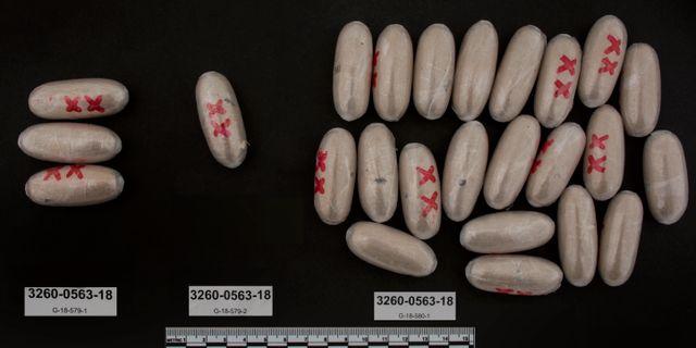 Il contrabbando di droga Black Axe