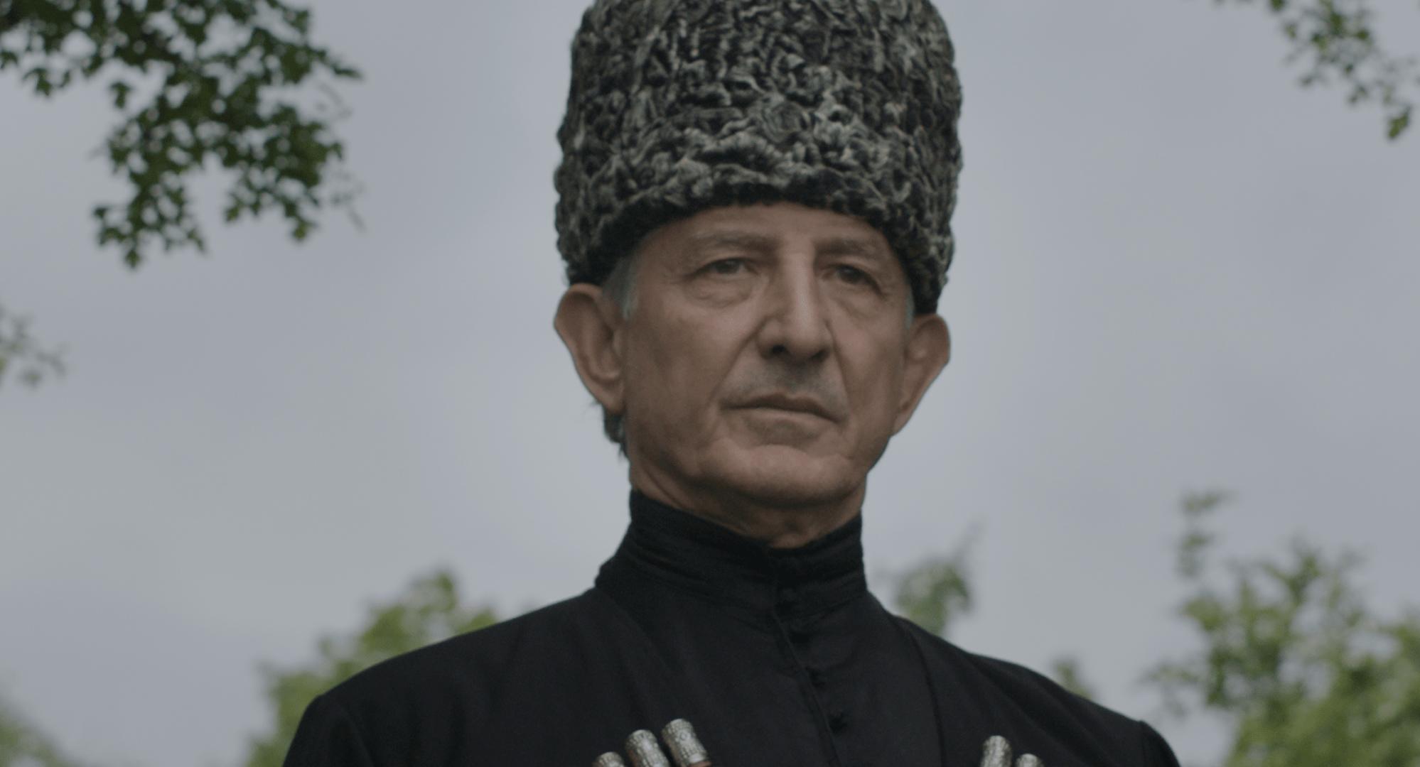 Daymokh, ředitelka rodové země Masha Novikova