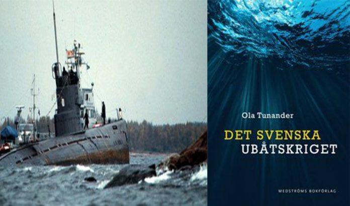 Octubre de 1981: este apoyo básico del submarino ruso no es en modo alguno representativo de la actividad submarina en el archipiélago sueco, donde Alemania, el Reino Unido y los Estados Unidos también estaban activos. A pesar de cientos de informes de los medios, no hay evidencia de que los submarinos soviéticos hayan violado el territorio sueco desde octubre de 1881, según el secretario de Defensa de EE. UU. Weinberger.