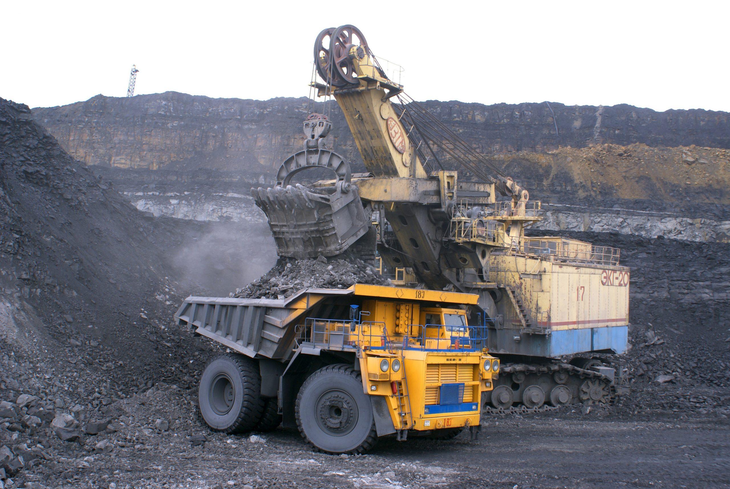 Coal mining. Photo: Pixabay