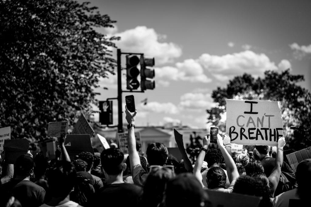 Demonstrasjon det hvite hus